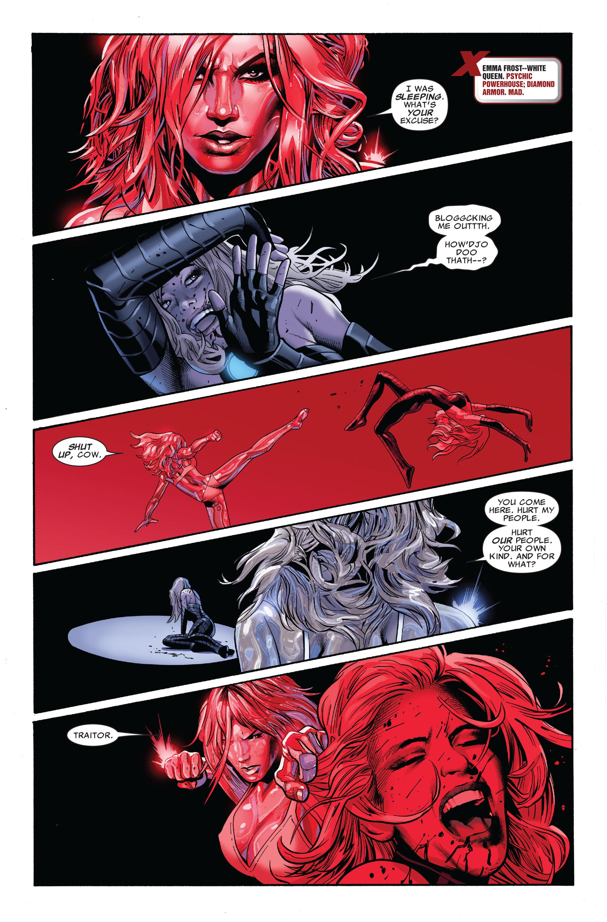 Read online Uncanny X-Men (1963) comic -  Issue #510 - 11