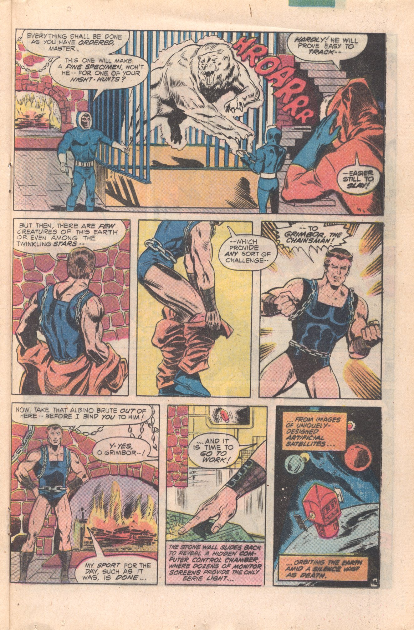 Legion of Super-Heroes (1980) 277 Page 16