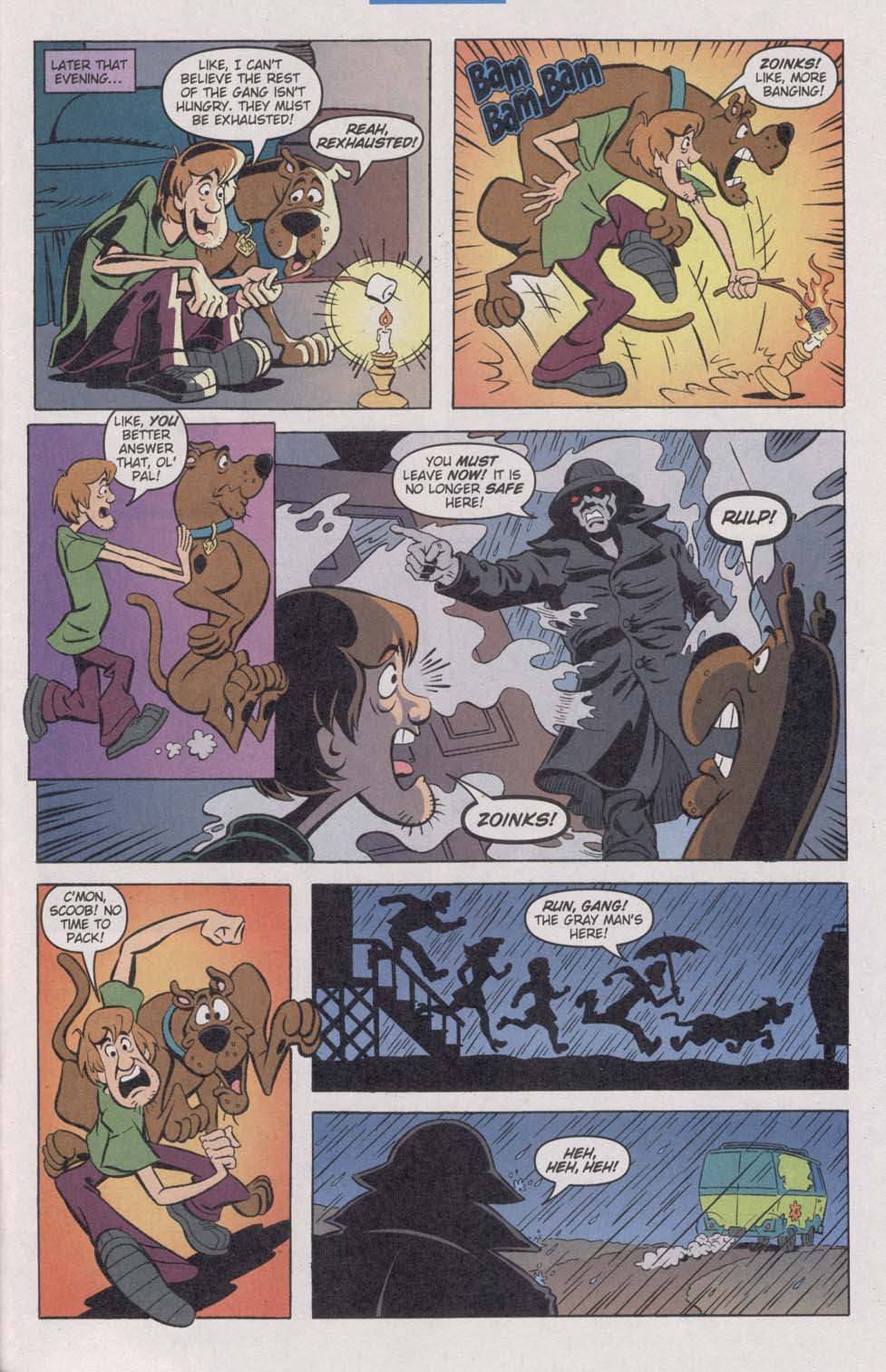 Read online Scooby-Doo (1997) comic -  Issue #80 - 13