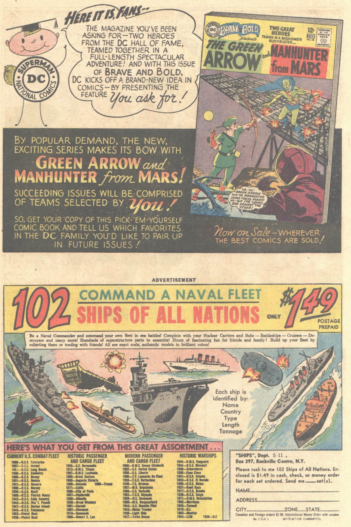 Read online Adventure Comics (1938) comic -  Issue #314 - 22