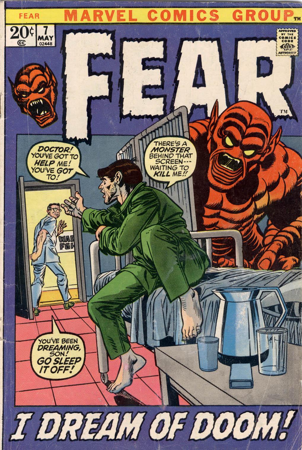 Fear 7 Page 1