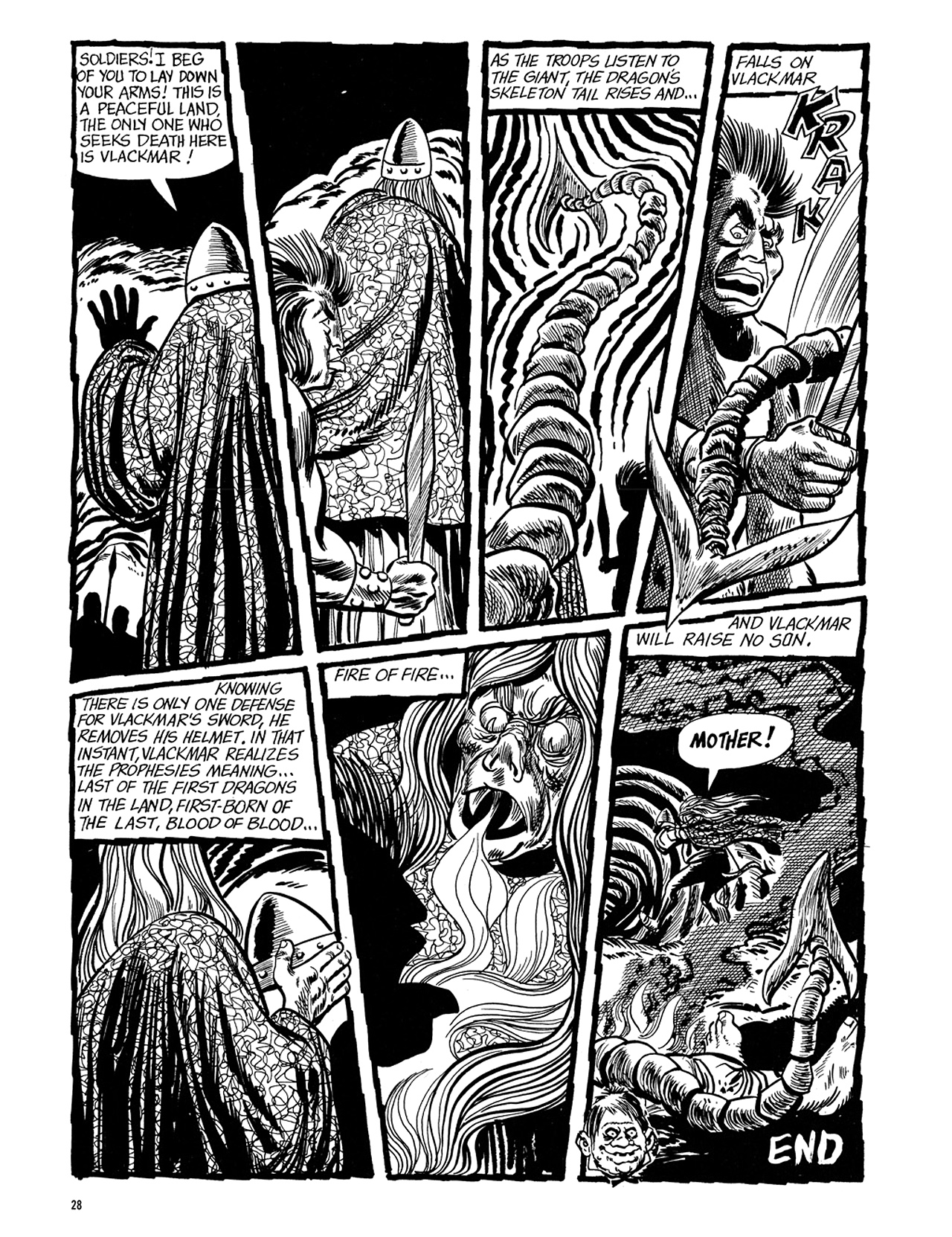 Read online Eerie Archives comic -  Issue # TPB 5 - 29