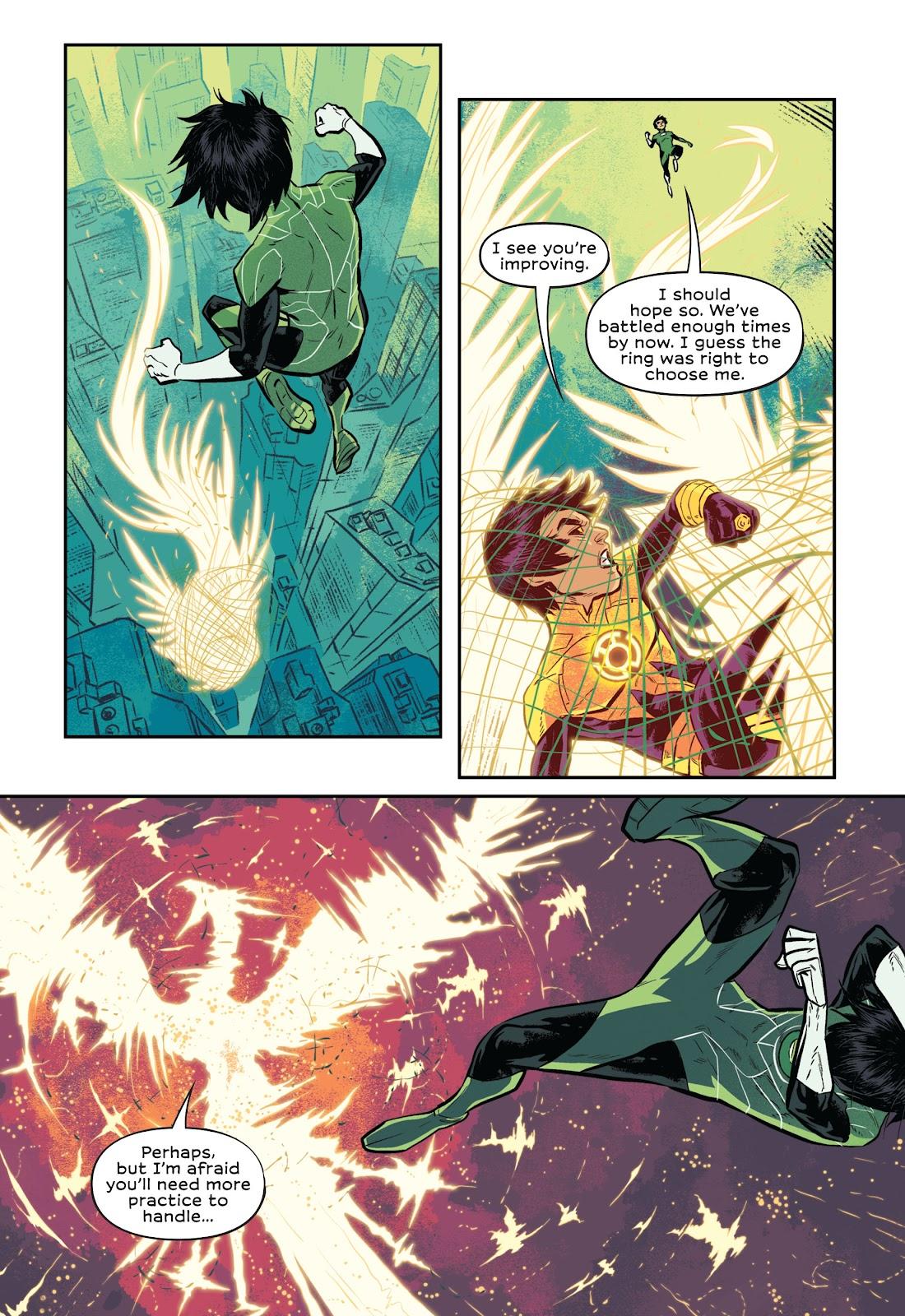 Read online Green Lantern: Legacy comic -  Issue # TPB - 98