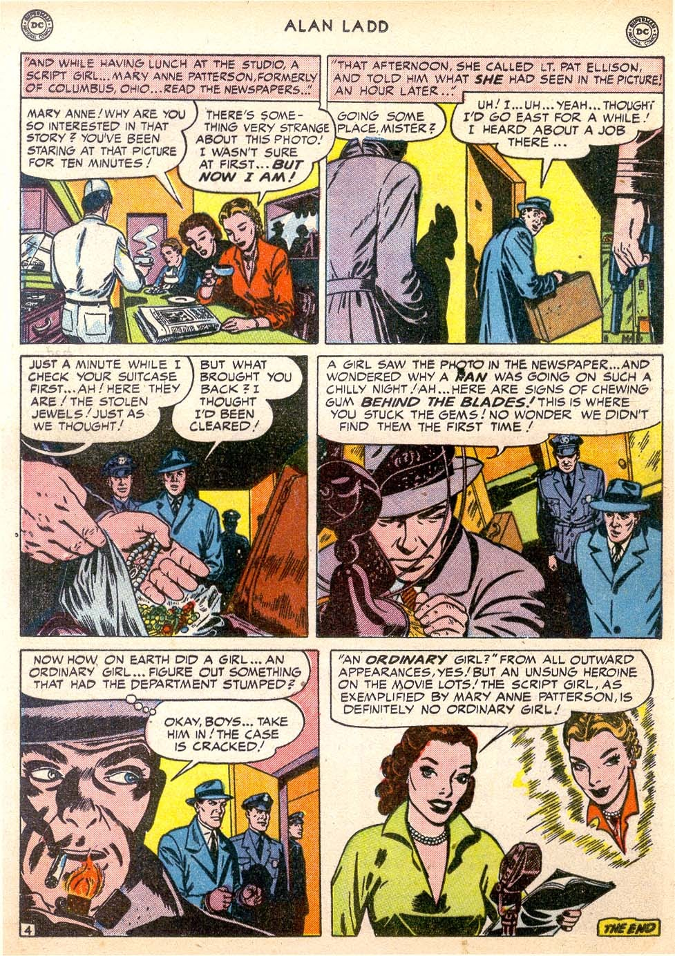 Adventures of Alan Ladd issue 4 - Page 34