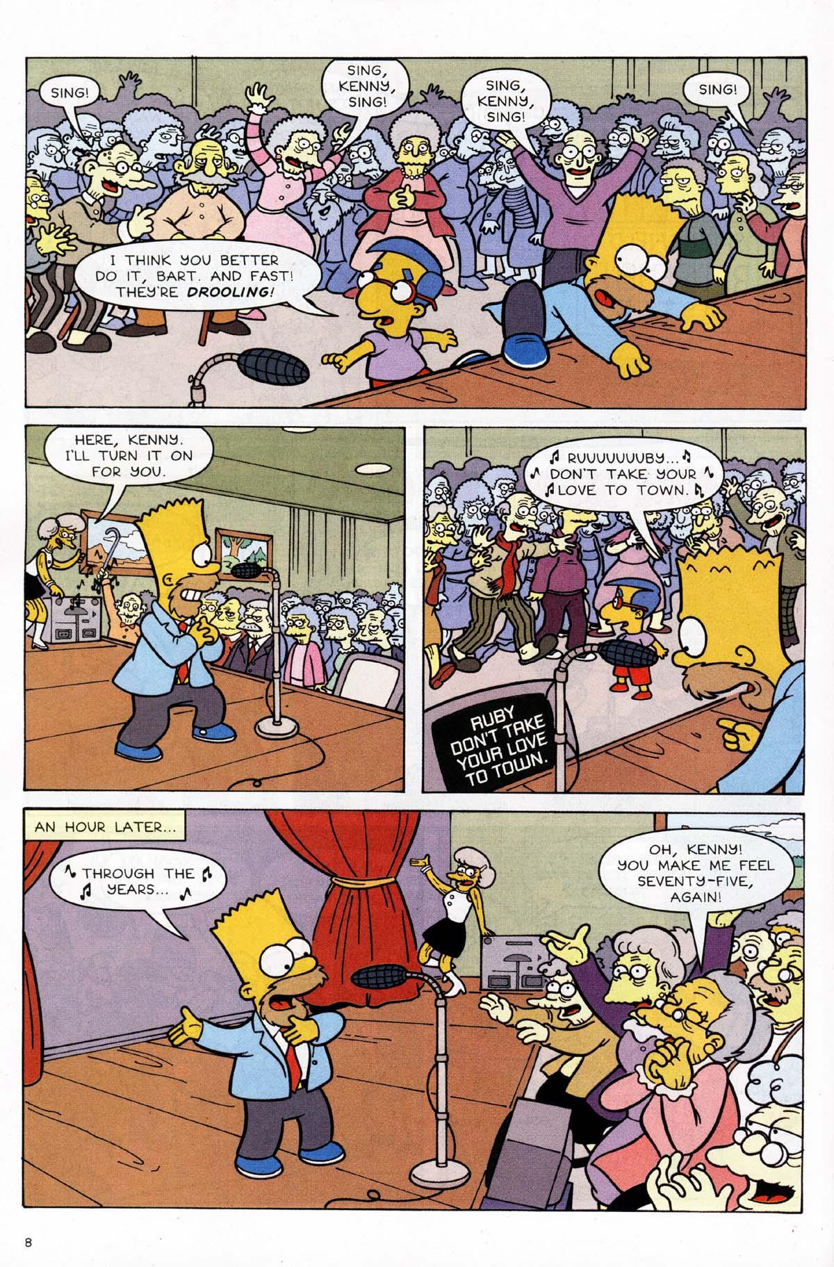 Read online Simpsons Comics Presents Bart Simpson comic -  Issue #10 - 9
