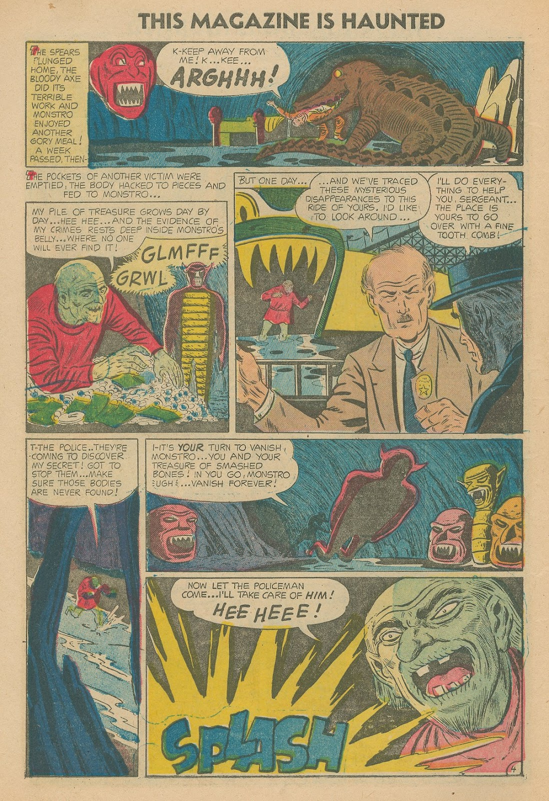 Read online This Magazine Is Haunted comic -  Issue #21 - 10