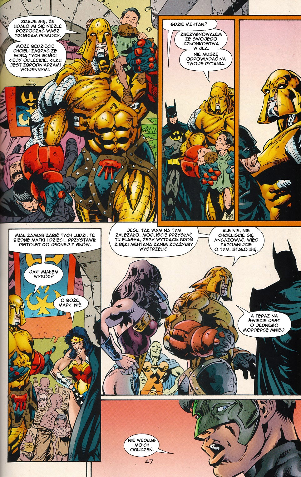 Read online JLA Superpower comic -  Issue # Full - 47