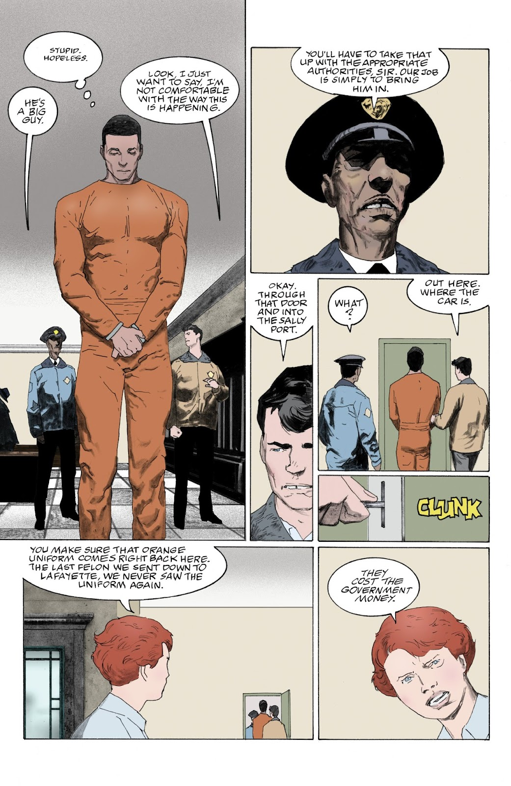 American Gods: My Ainsel issue 9 - Page 15