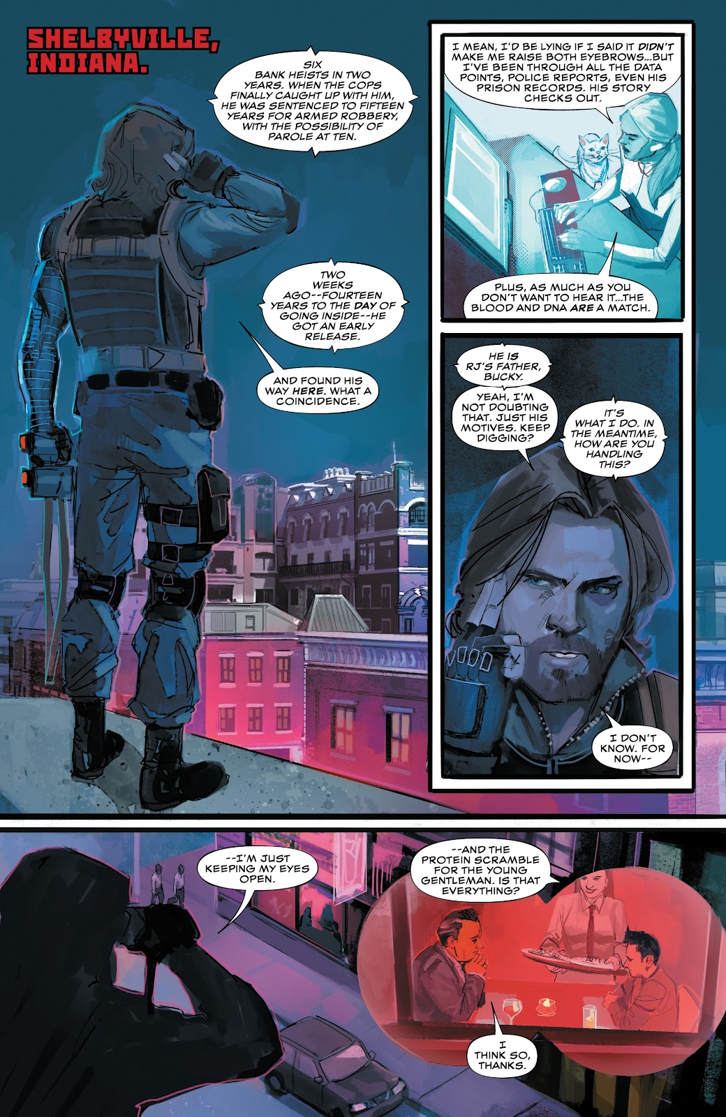 Read online Winter Soldier (2018) comic -  Issue #4 - 4