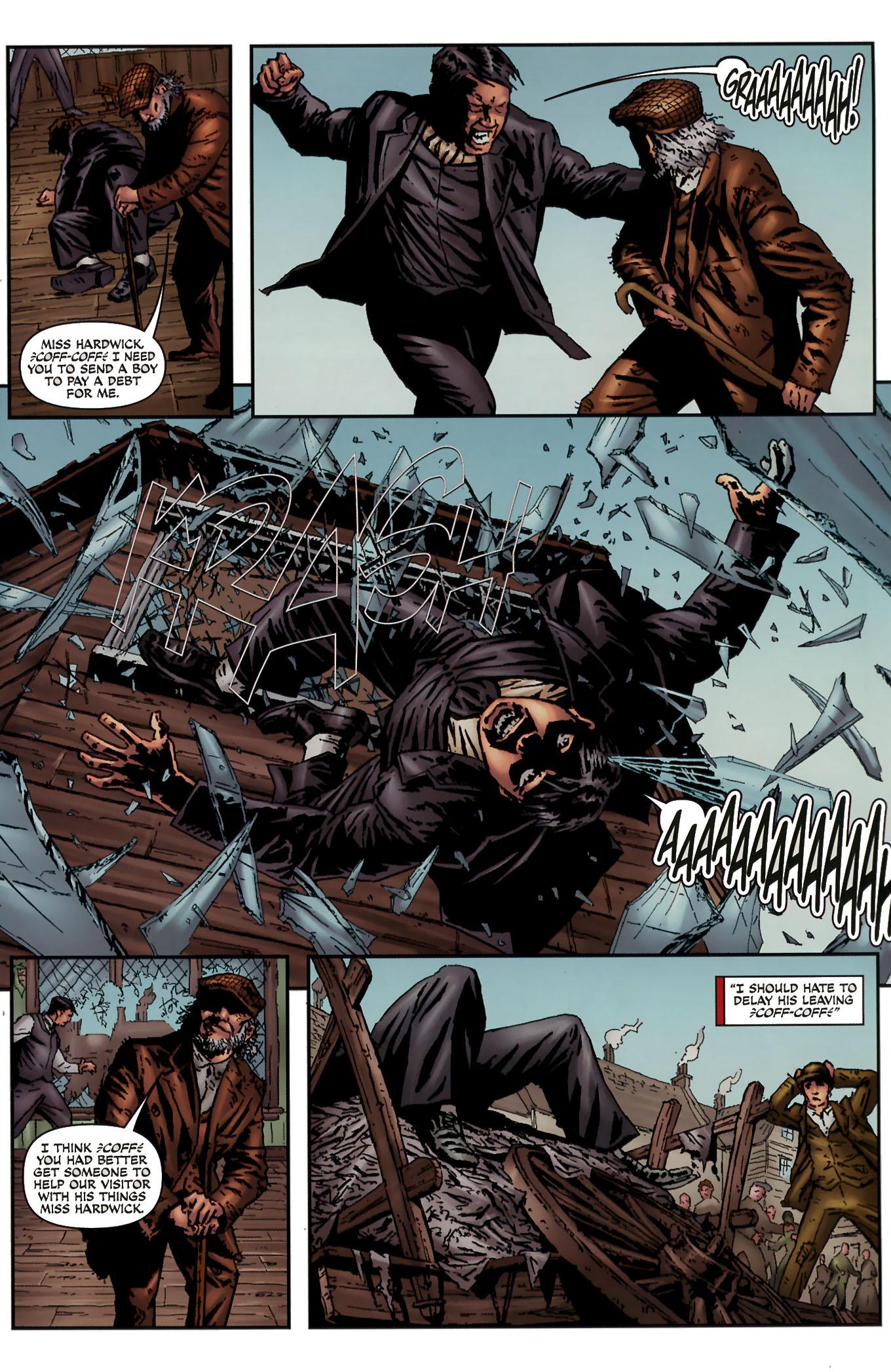 Read online Sherlock Holmes (2009) comic -  Issue #3 - 15