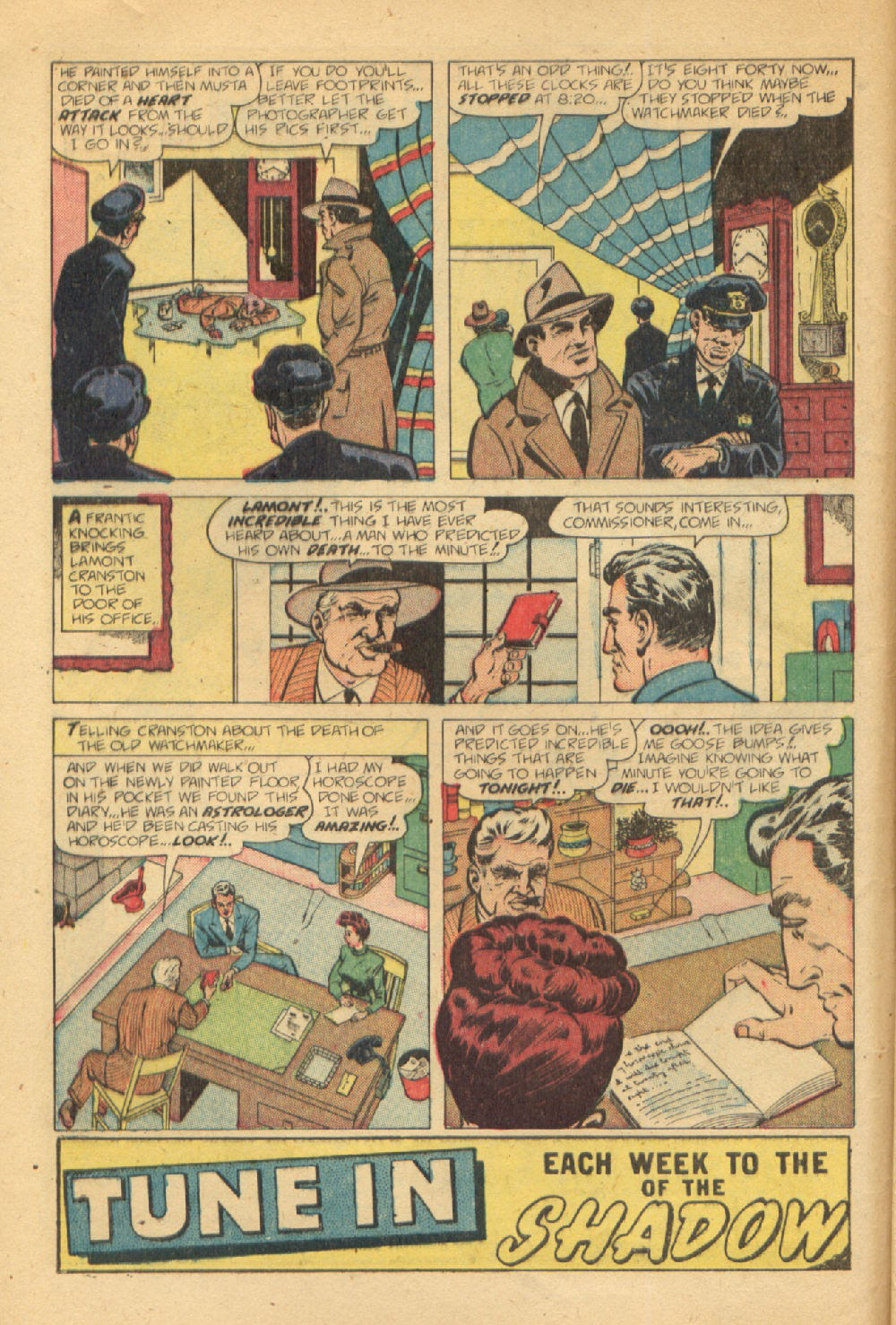 Shadow Comics #101 #94 - English 5