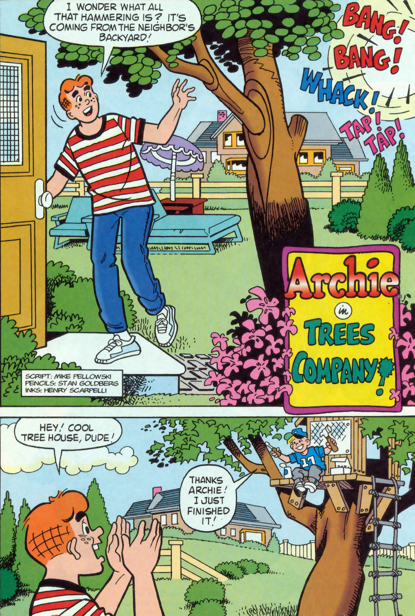 Read online Archie (1960) comic -  Issue #473 - 15