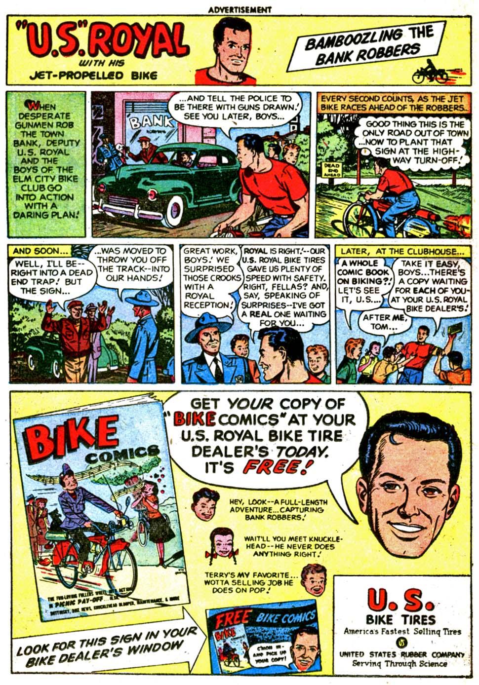 Read online Wonder Woman (1942) comic -  Issue #35 - 15