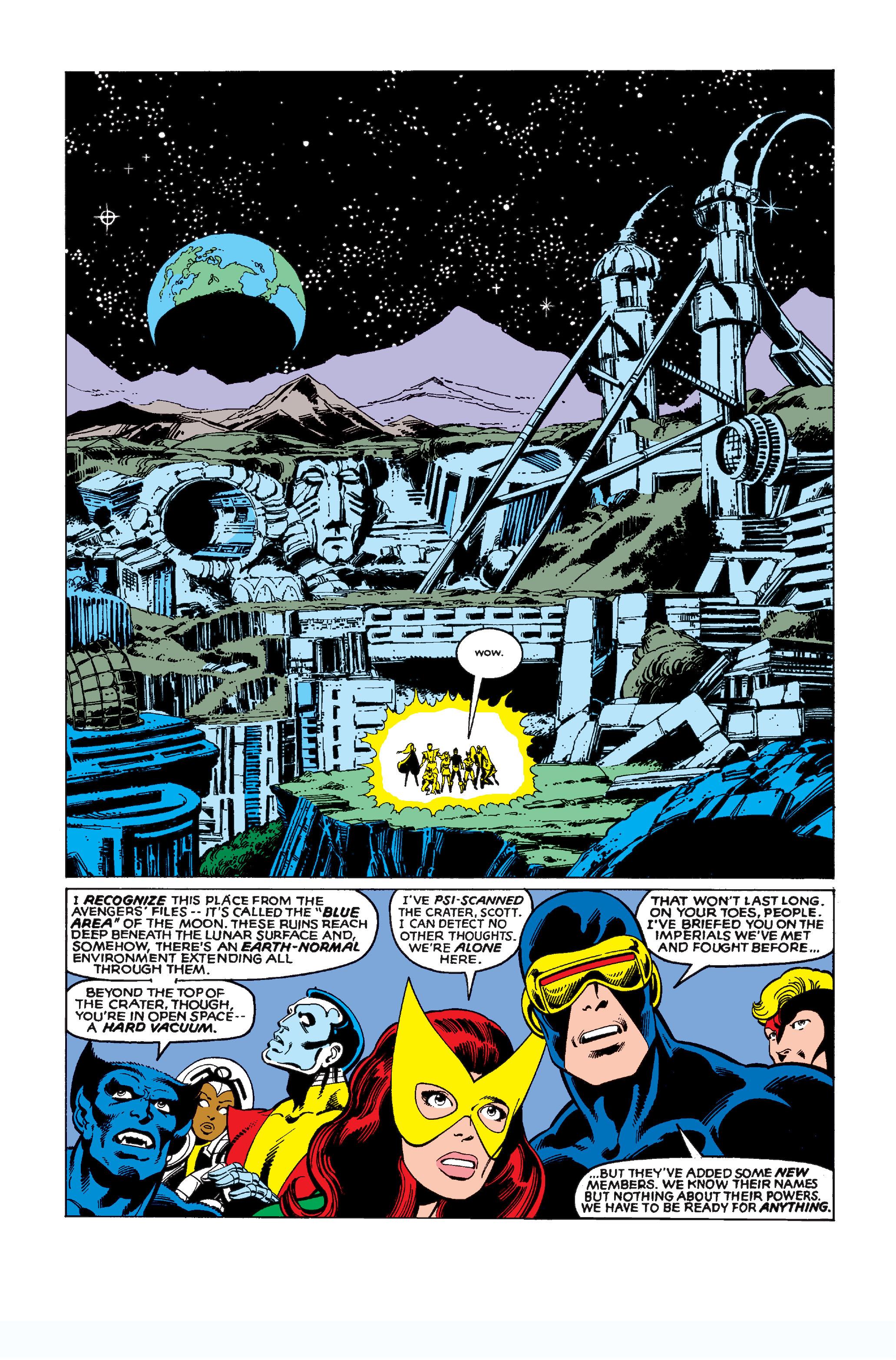 Uncanny X-Men (1963) 137 Page 12