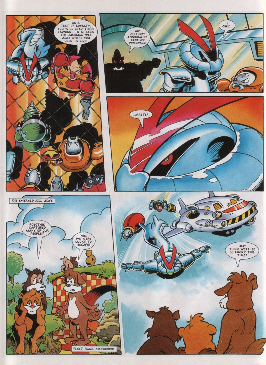 Read online Sonic the Comic comic -  Issue #46 - 21