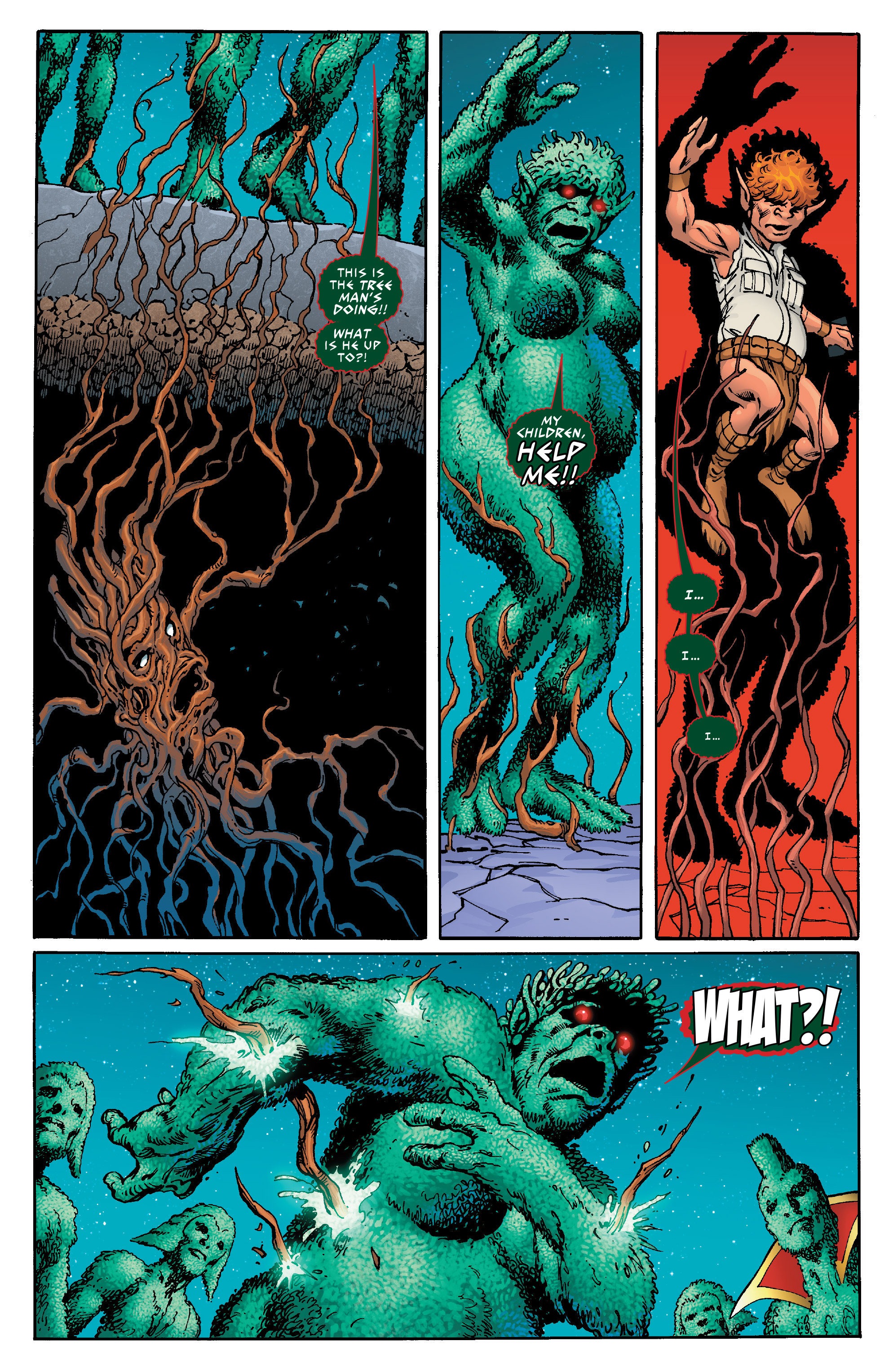 Read online Guardians of the Galaxy: Mother Entropy comic -  Issue #5 - 11