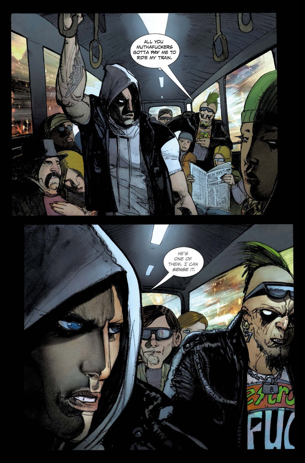 13 Coins issue TPB - Page 85