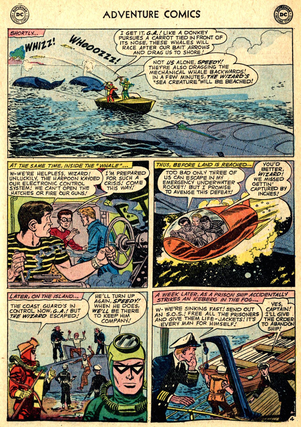 Read online Adventure Comics (1938) comic -  Issue #267 - 29