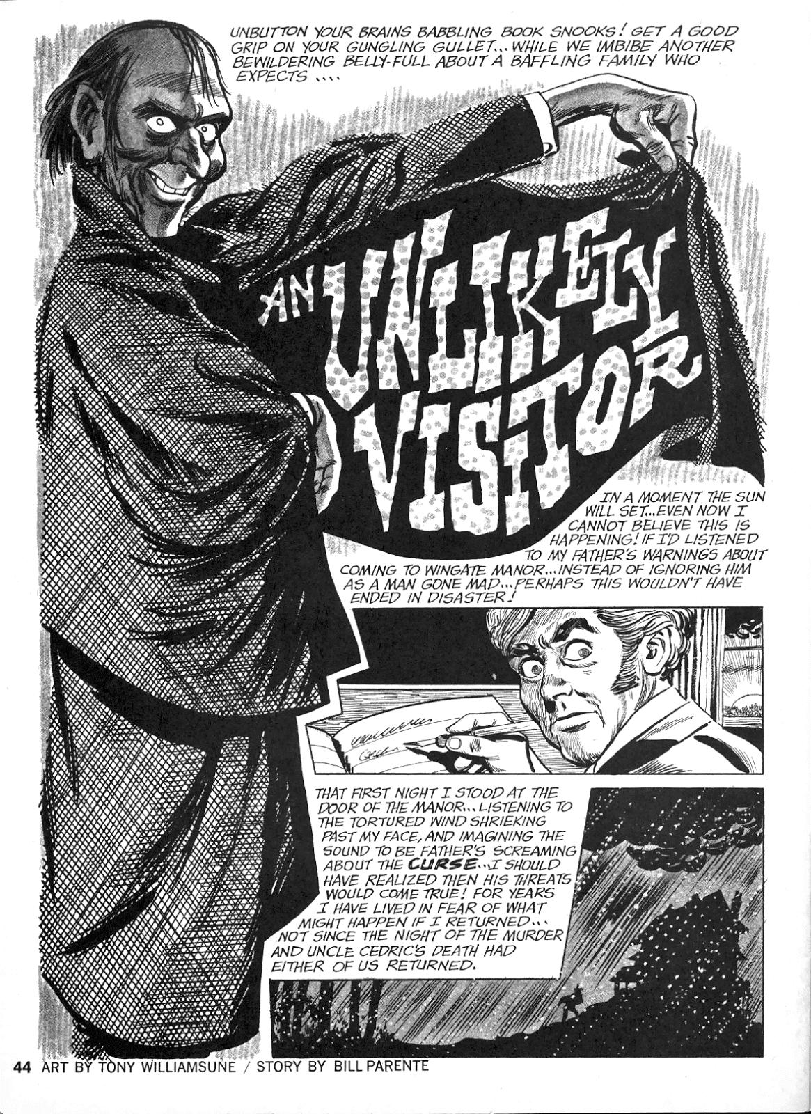 Creepy (1964) Issue #25 #25 - English 43