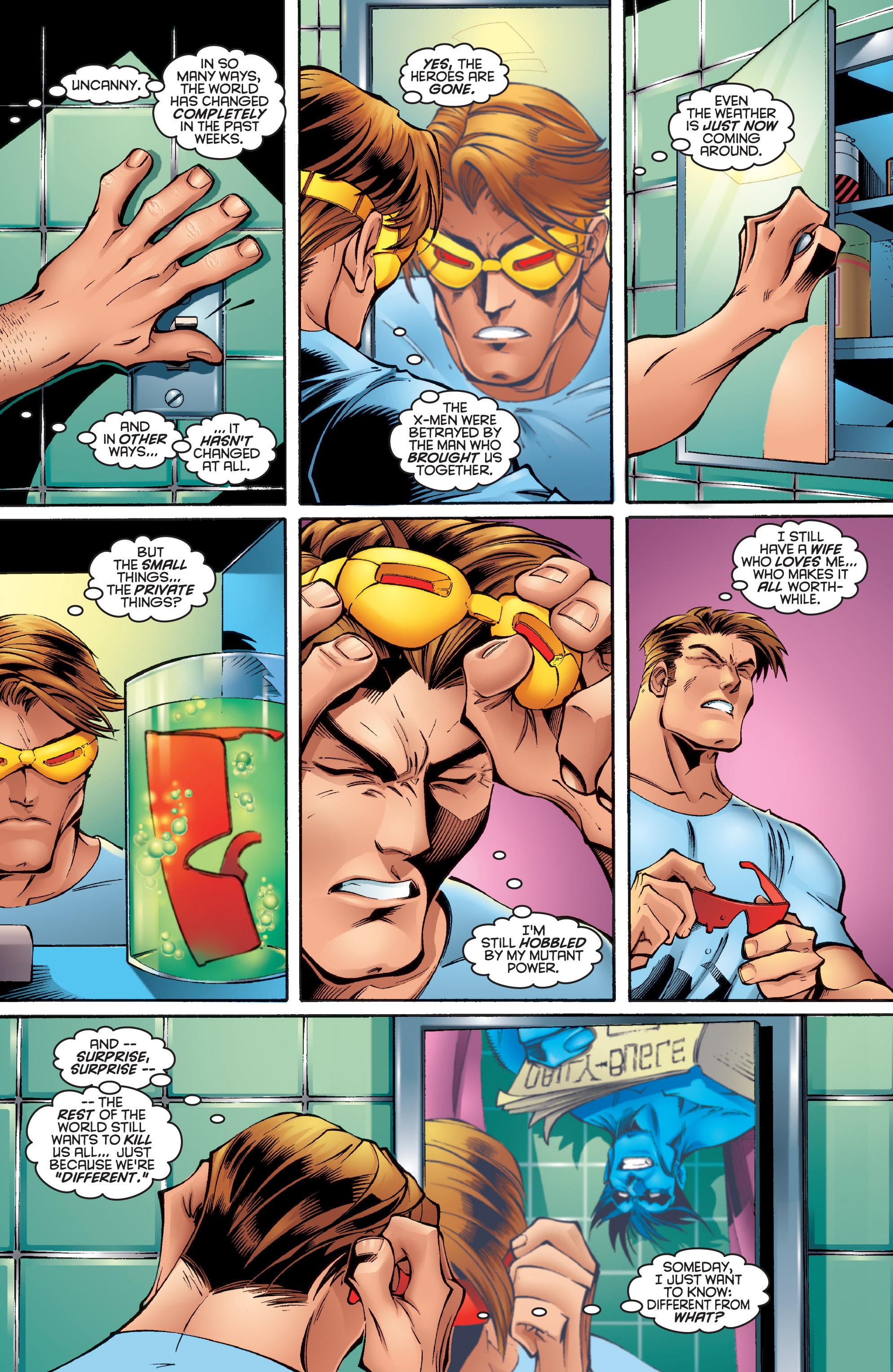 Read online Uncanny X-Men (1963) comic -  Issue #337 - 11