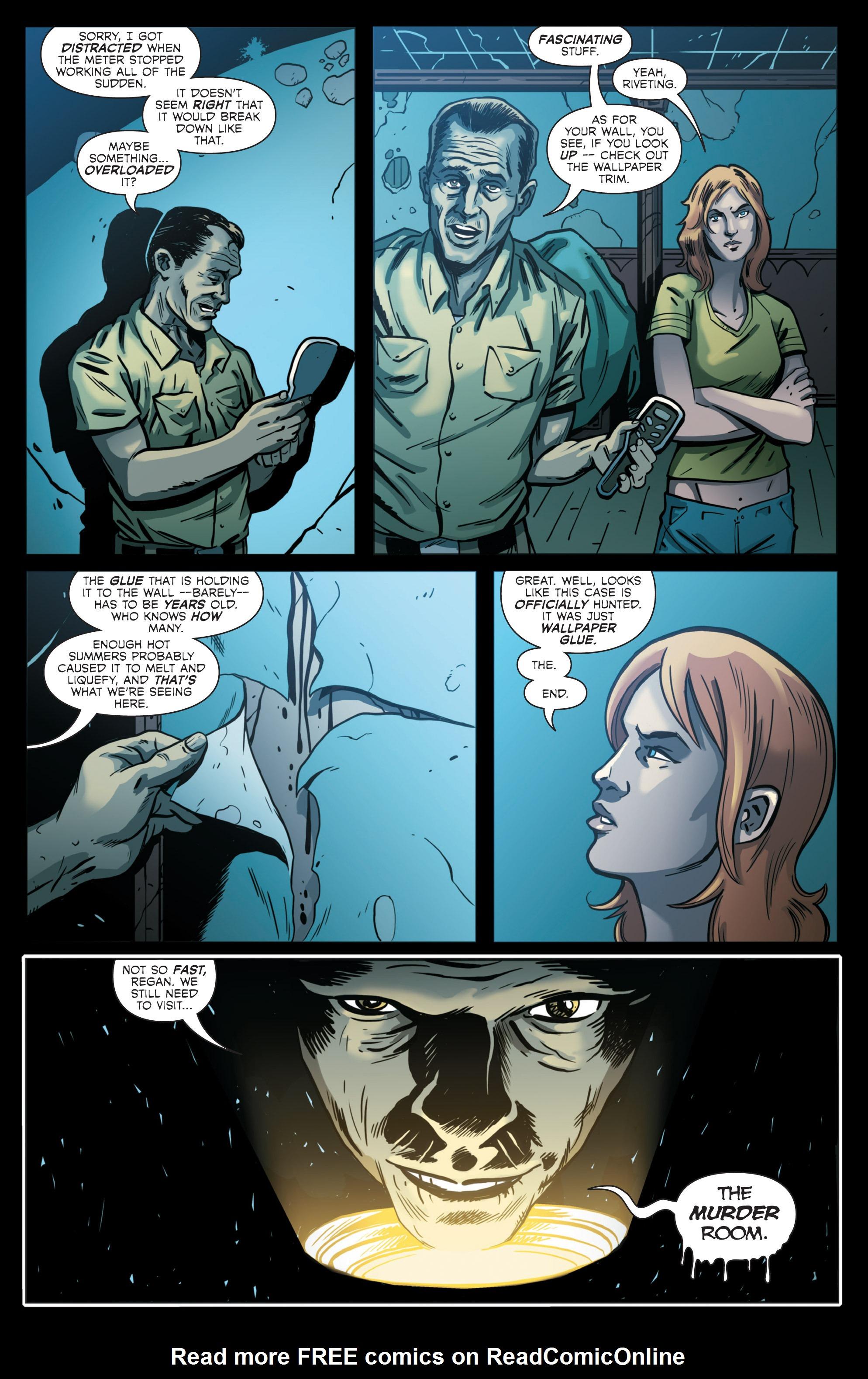 Read online Hoax Hunters (2012) comic -  Issue # TPB 2 - 77