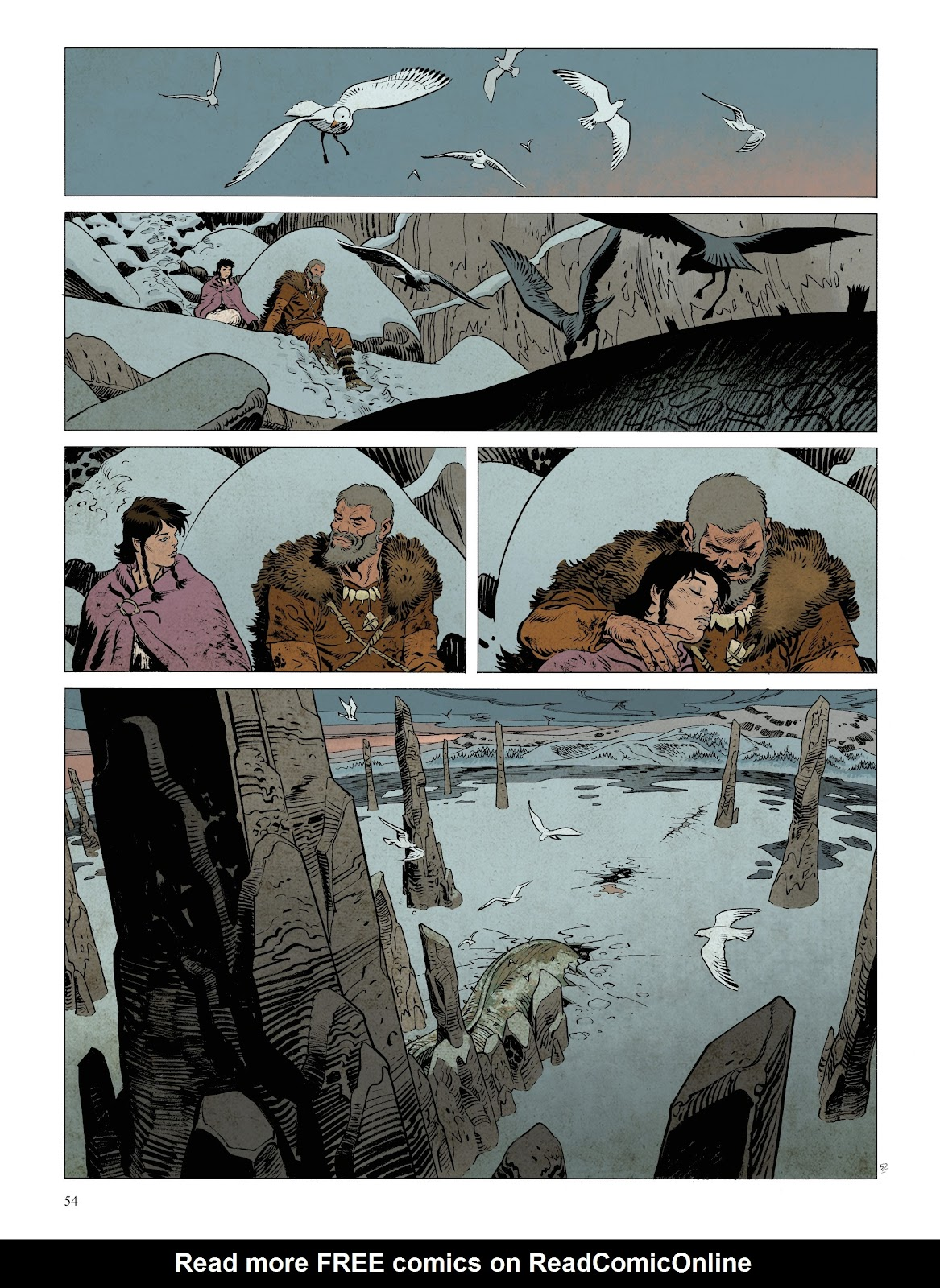 Read online Asgard comic -  Issue #2 - 56