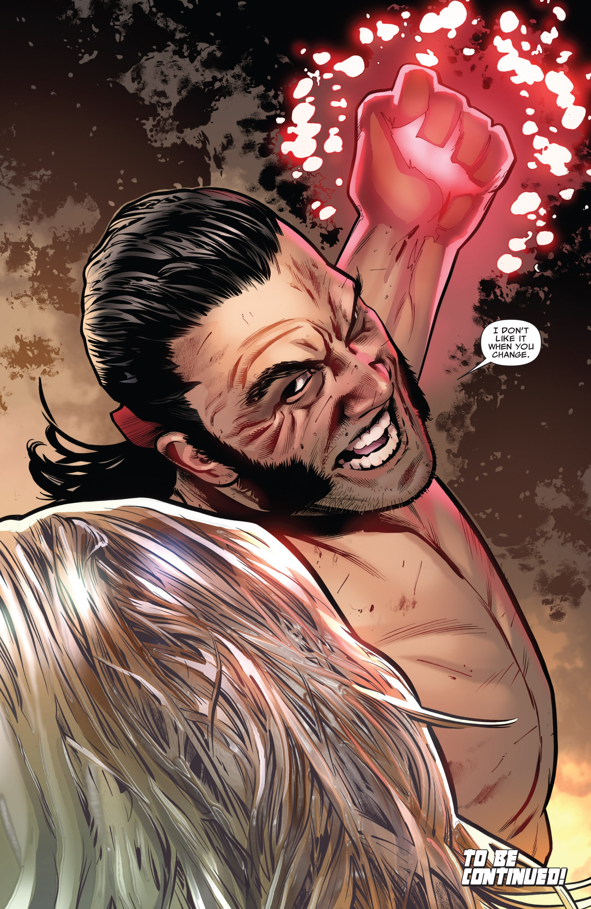 Read online Uncanny X-Men (1963) comic -  Issue #532 - 24