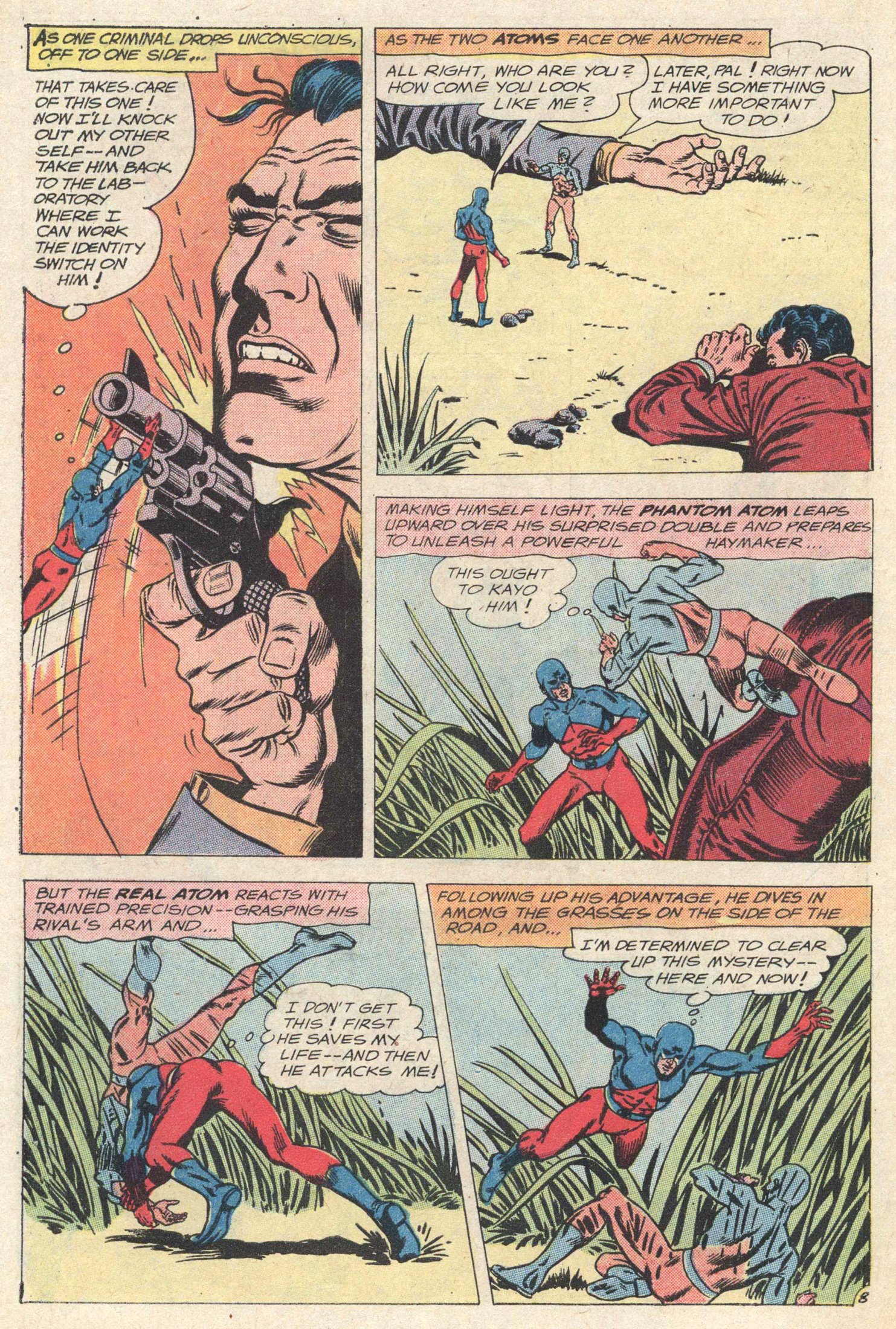 Action Comics (1938) 408 Page 40