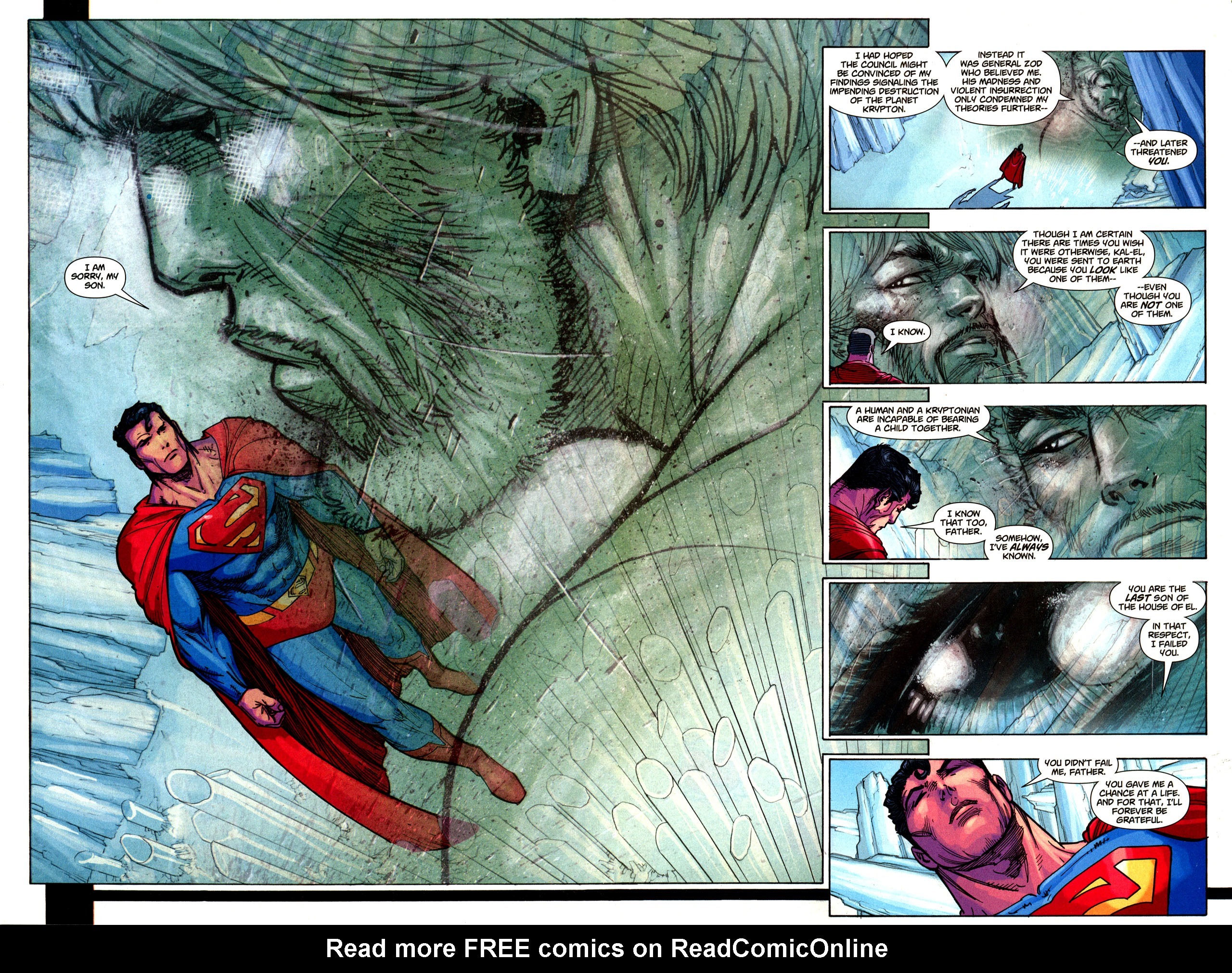 Read online Action Comics (1938) comic -  Issue #Action Comics (1938) _Annual 11 - 36