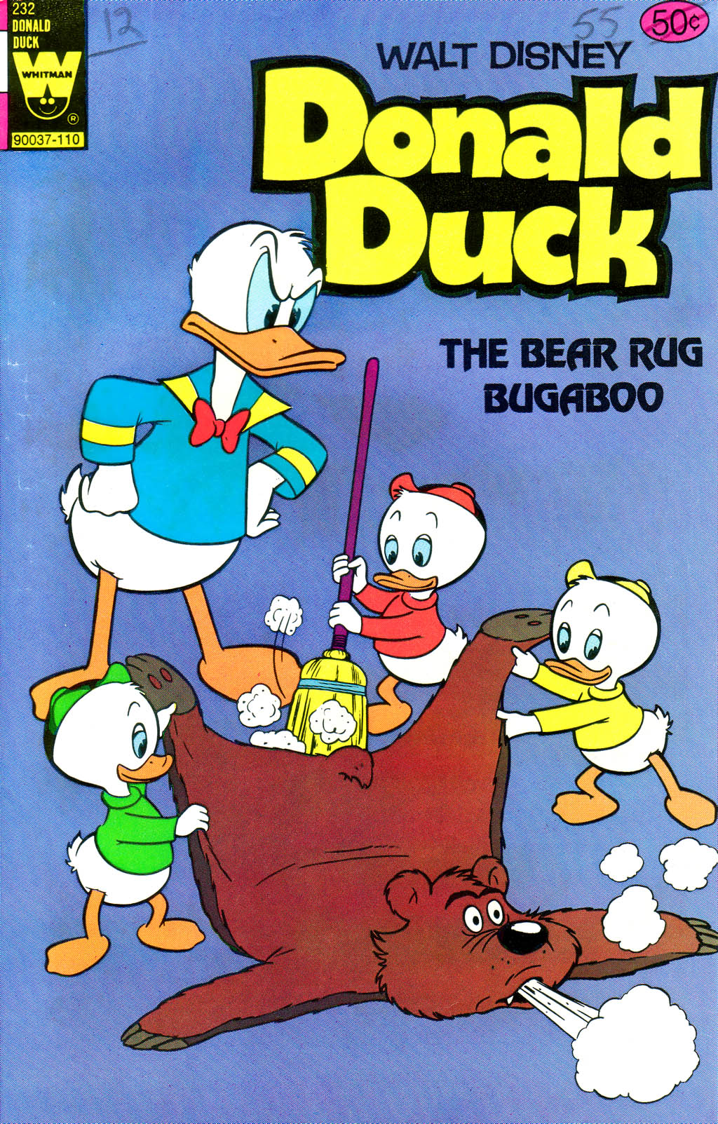 Donald Duck (1980) 232 Page 1