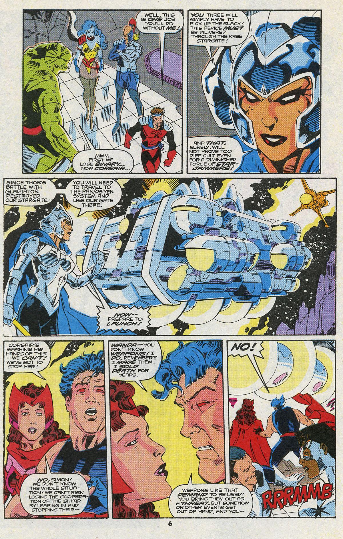 Read online Wonder Man (1991) comic -  Issue #8 - 5