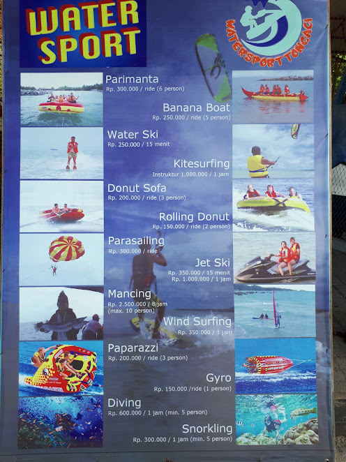 Water Sport Tongaci Babel