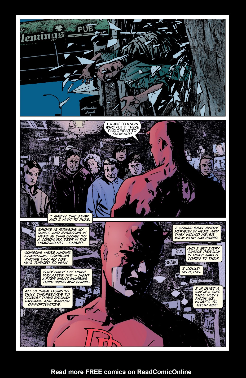 Read online Daredevil (1998) comic -  Issue # _Ultimate_Collection TPB 1 (Part 2) - 60