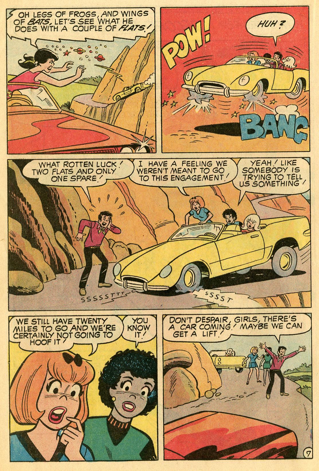 Read online She's Josie comic -  Issue #48 - 20