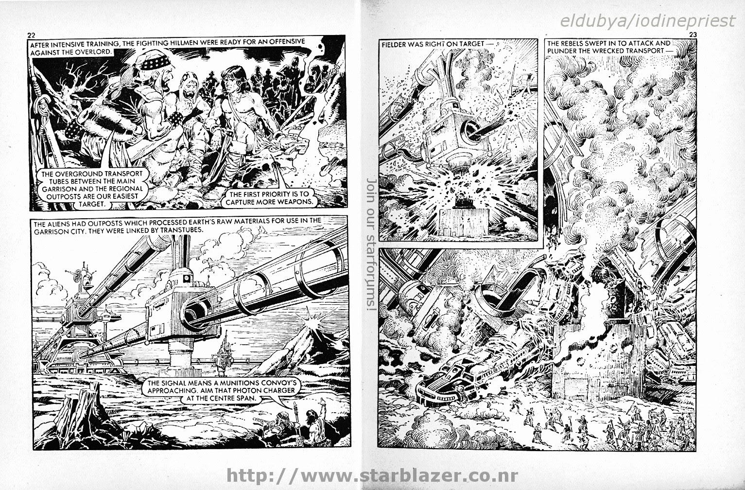 Starblazer issue 118 - Page 13
