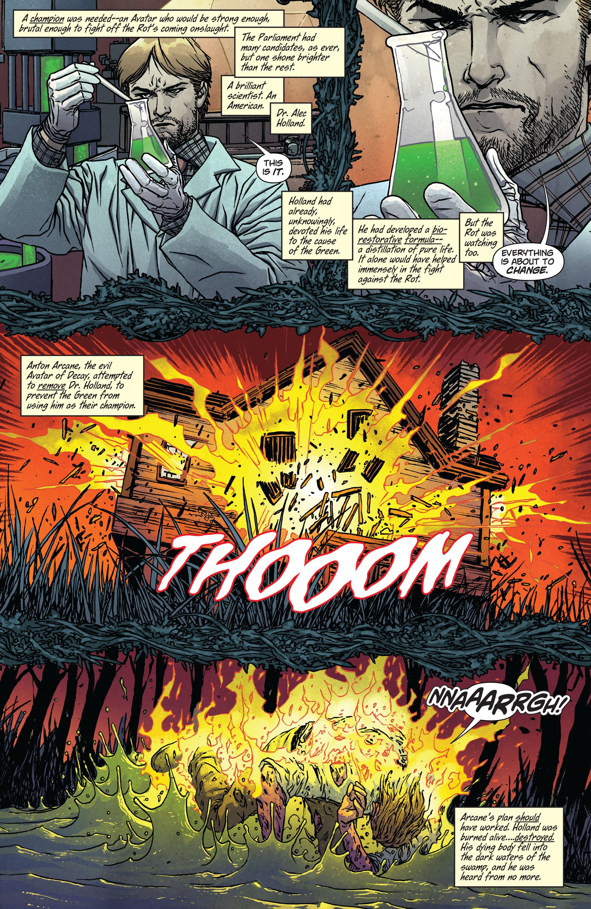 Read online Secret Origins (2014) comic -  Issue #9 - 5