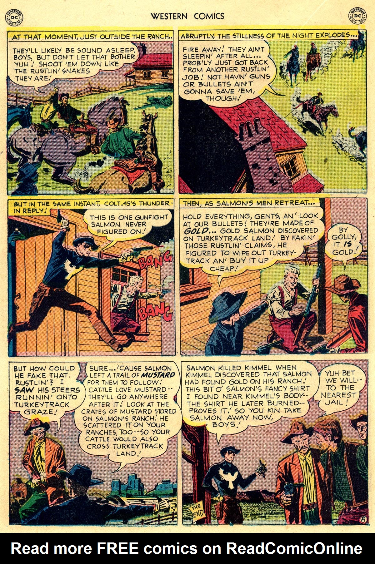 Western Comics issue 19 - Page 32