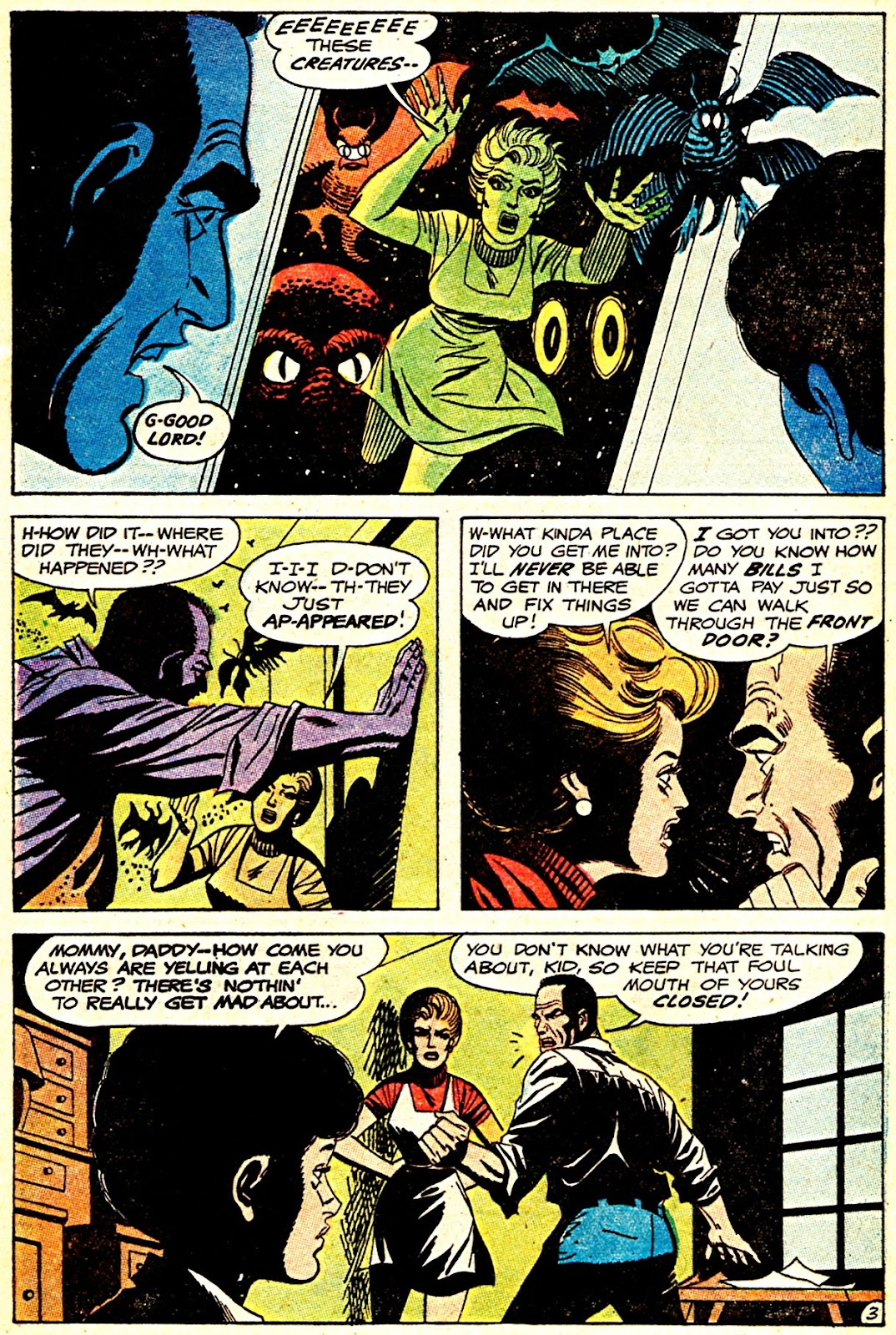 The Witching Hour (1969) issue 7 - Page 21