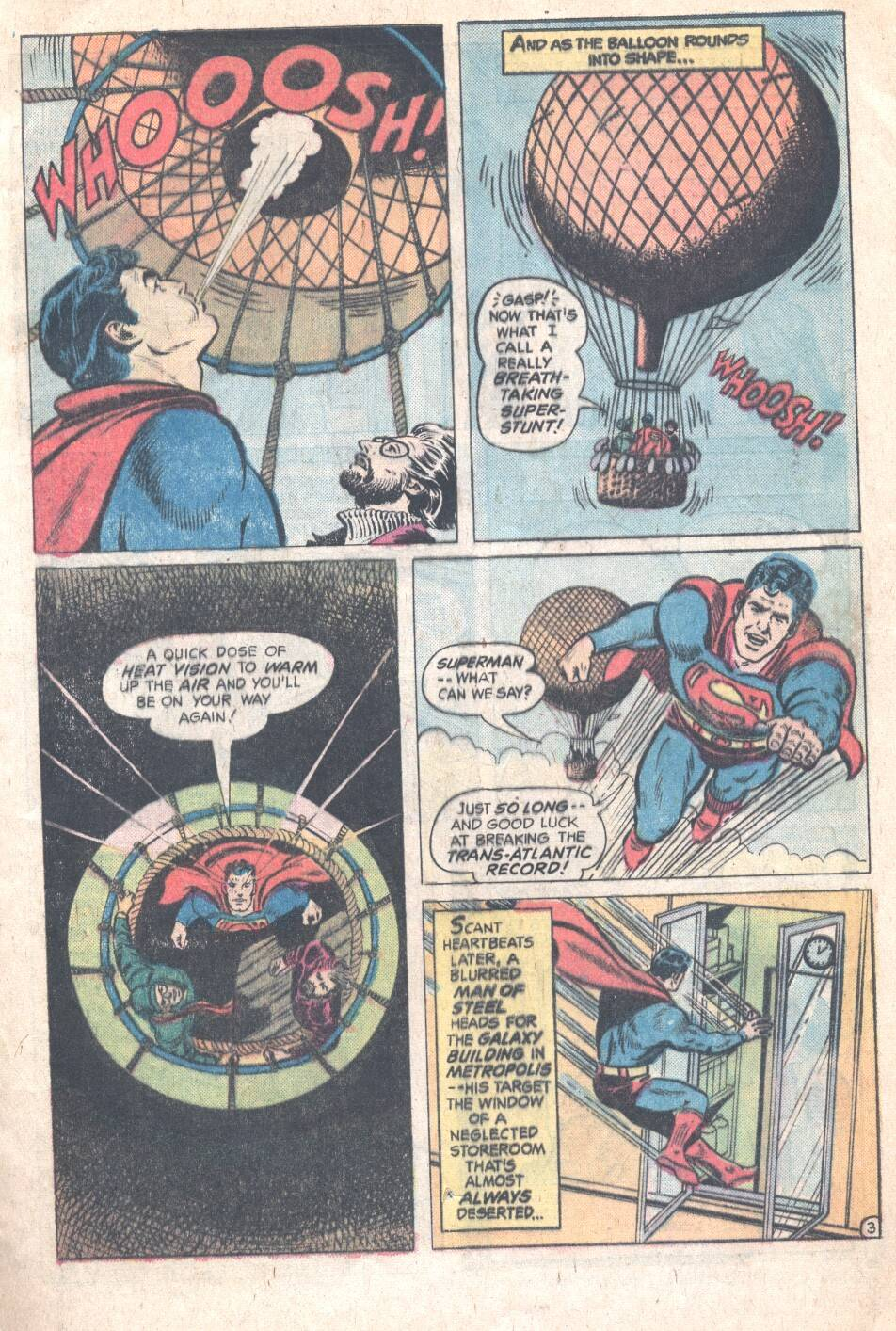 Read online Action Comics (1938) comic -  Issue #453 - 4