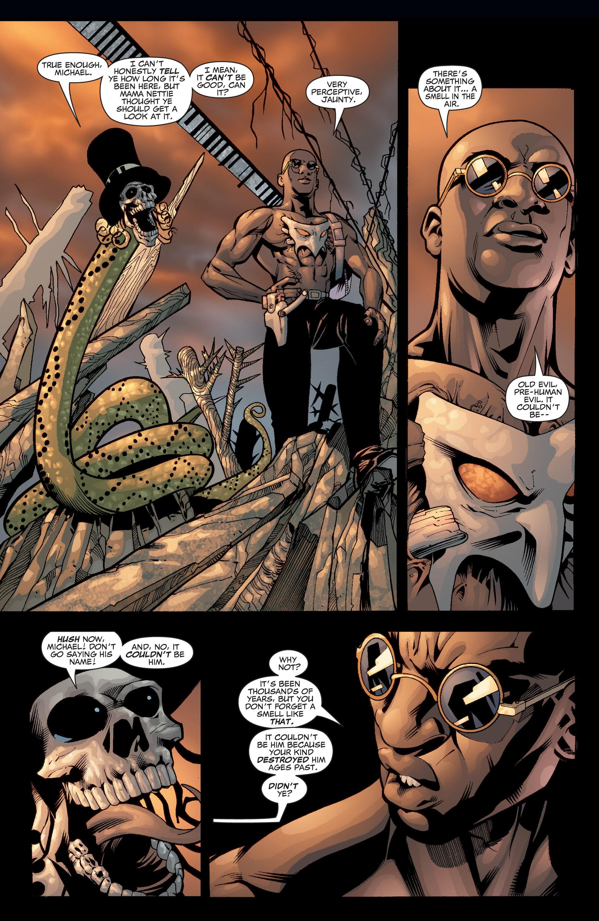 Read online Shadowman (1999) comic -  Issue #3 - 7