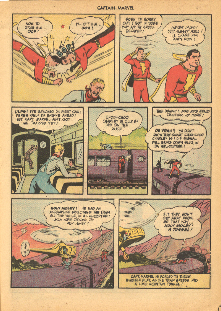 Captain Marvel Adventures issue 62 - Page 21