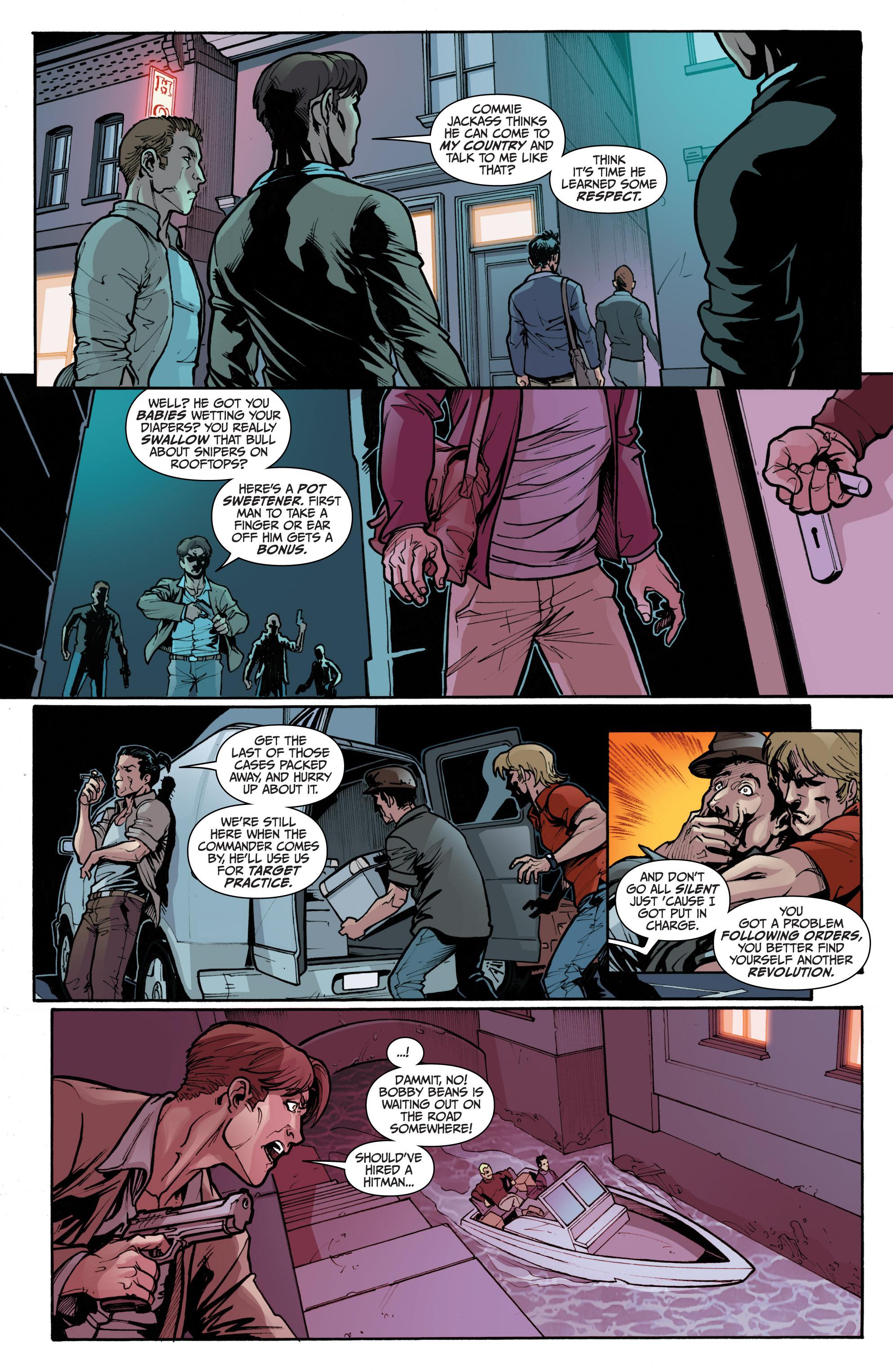 Read online 3 Guns comic -  Issue #2 - 17