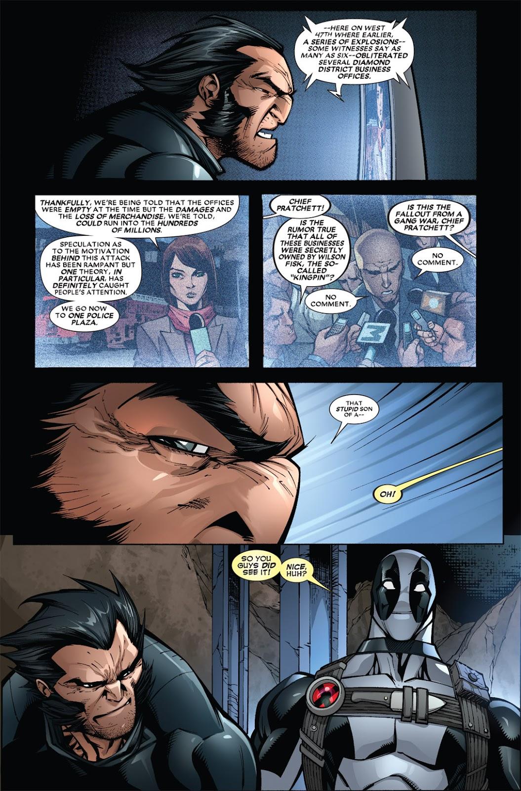 Read online Deadpool (2008) comic -  Issue #51 - 12