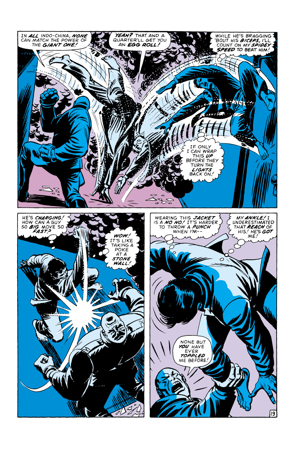 The Amazing Spider-Man (1963) 108 Page 19
