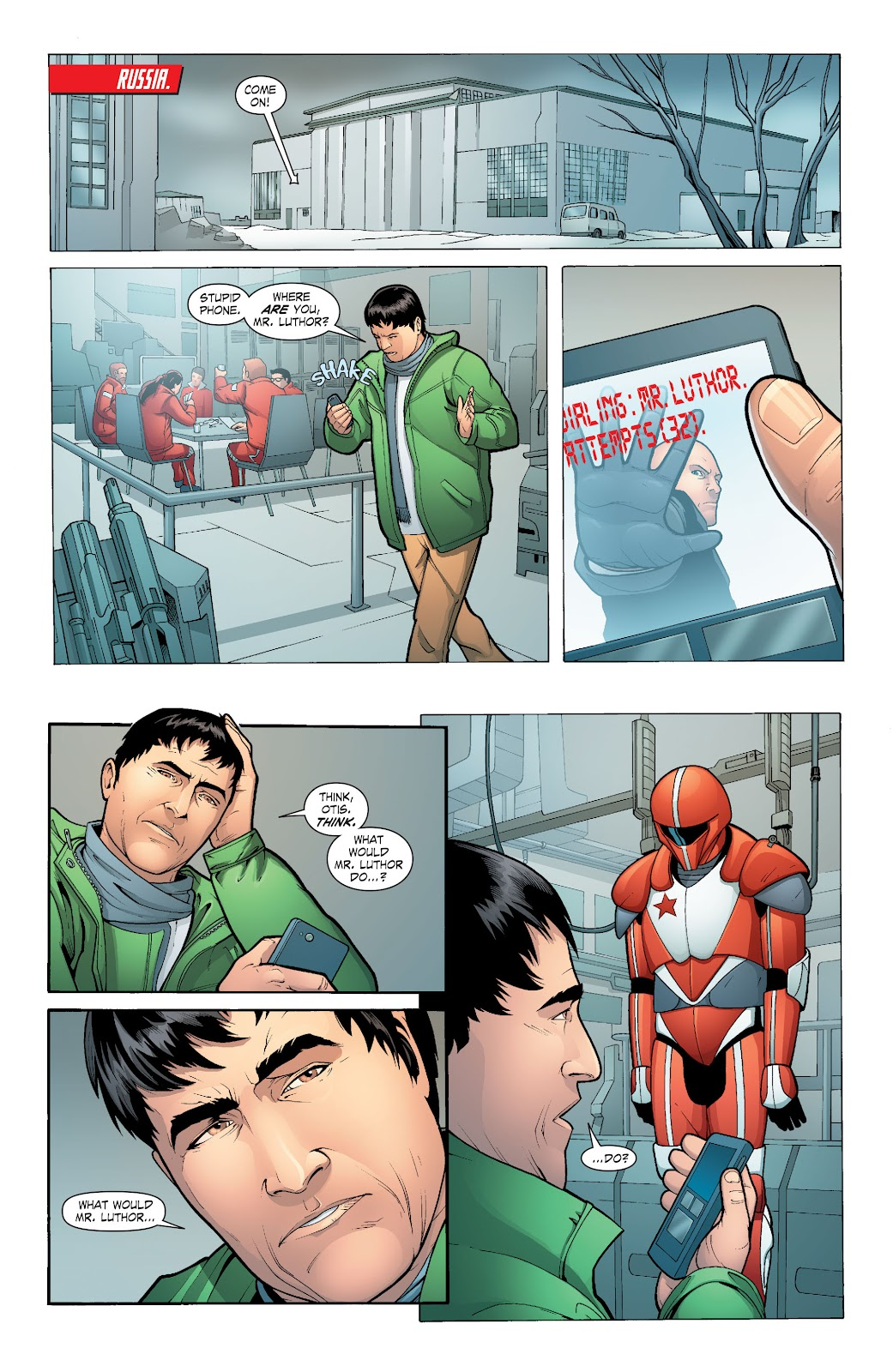 Read online Smallville Season 11 [II] comic -  Issue # TPB 6 - 145