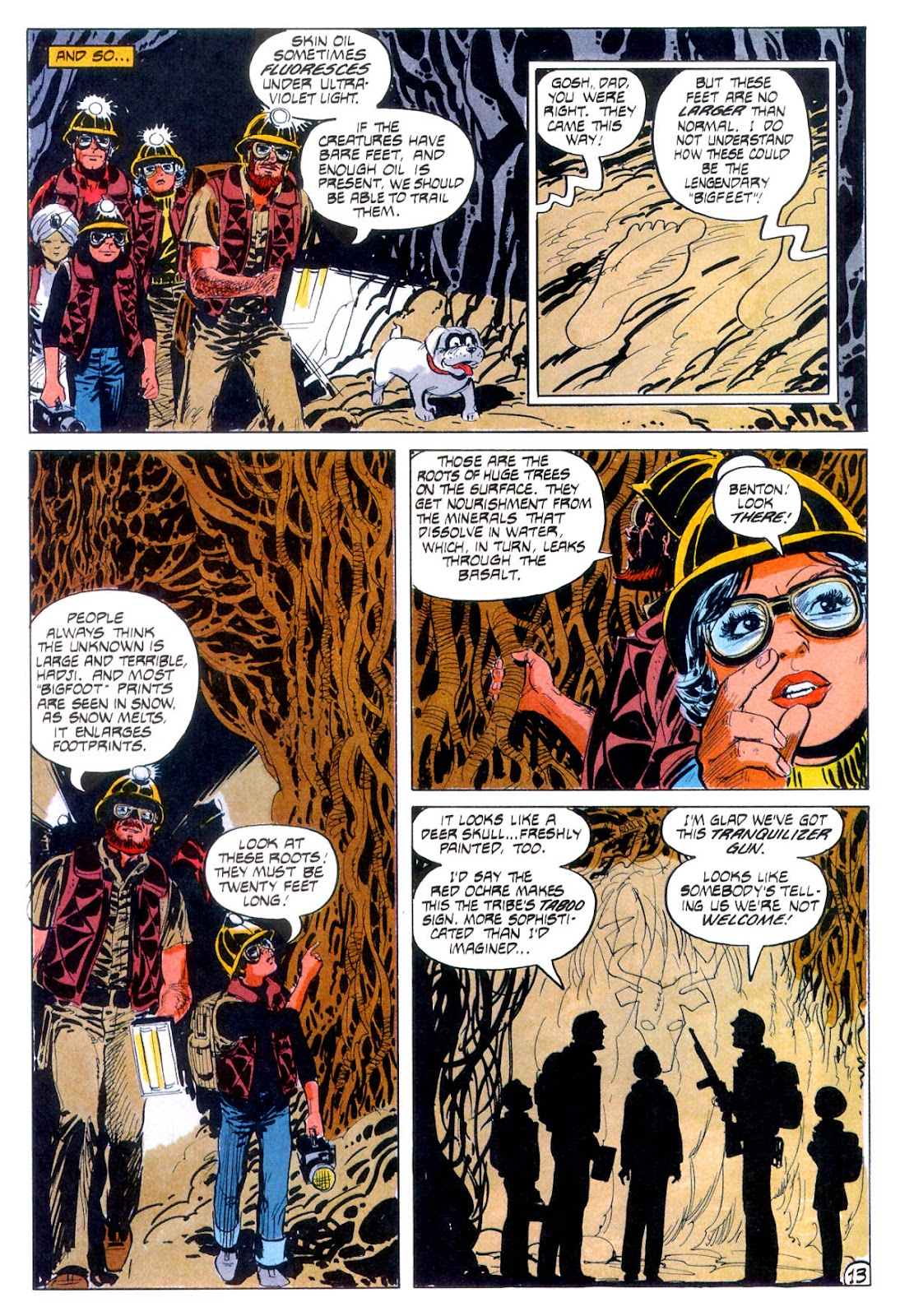 Jonny Quest (1986) issue 12 - Page 16
