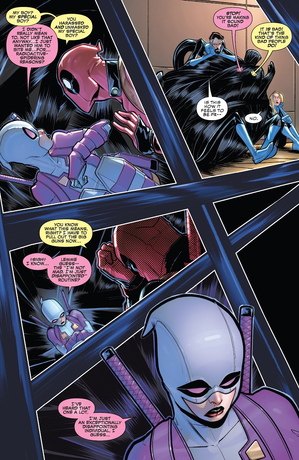 Gwenpool Strikes Back issue 2 - Page 21