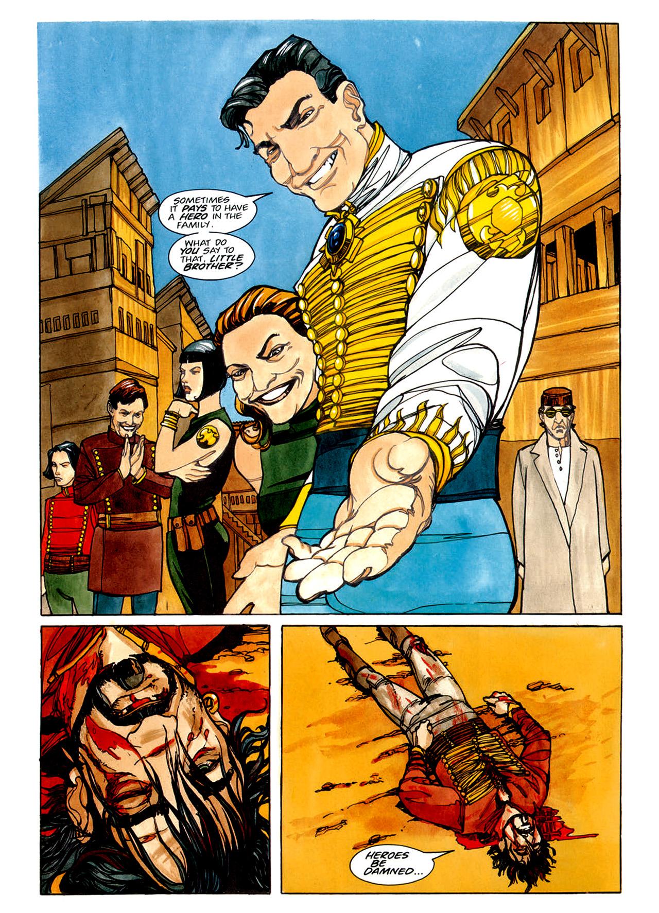 Read online Nikolai Dante comic -  Issue # TPB 1 - 86