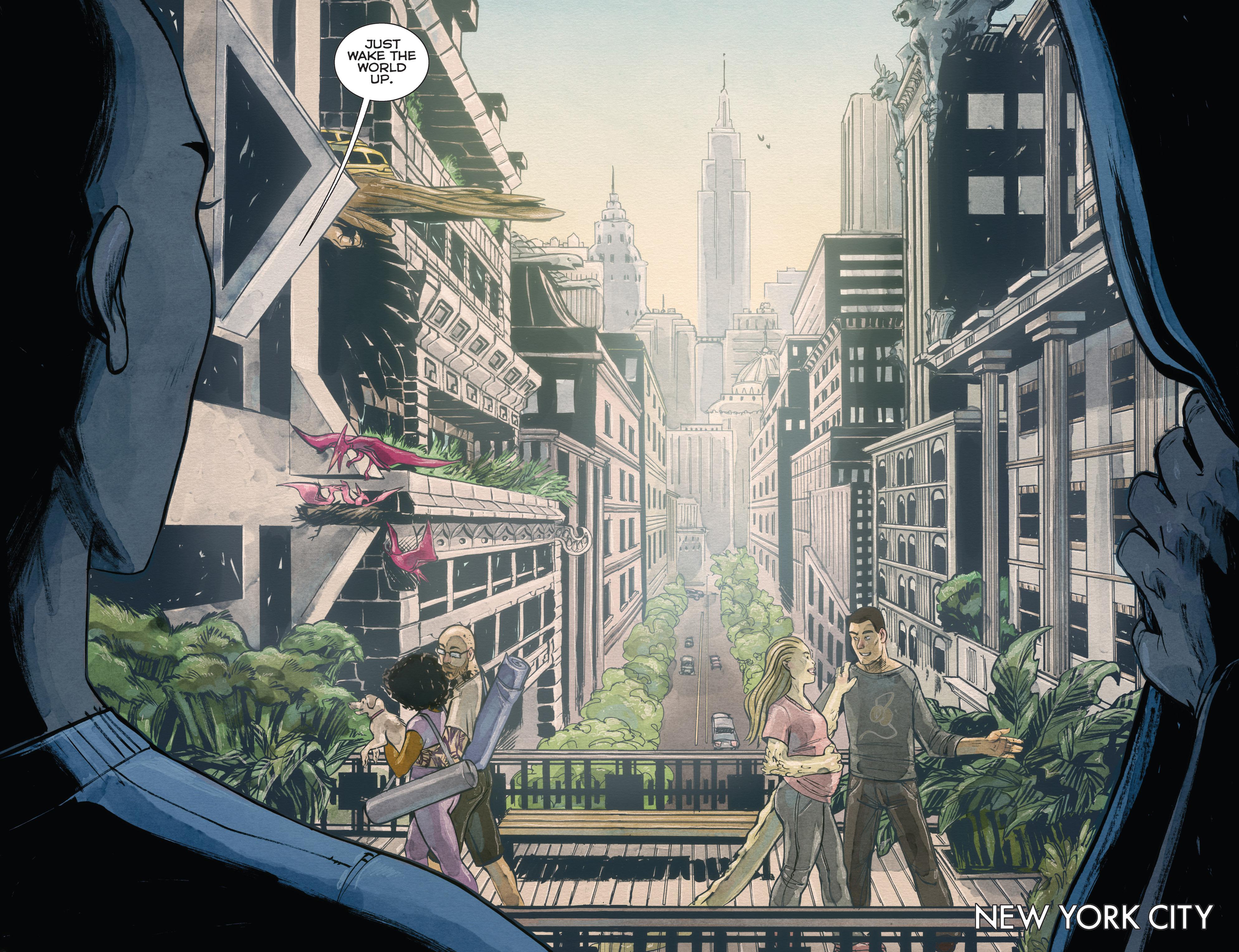 Read online Shutter comic -  Issue #23 - 10
