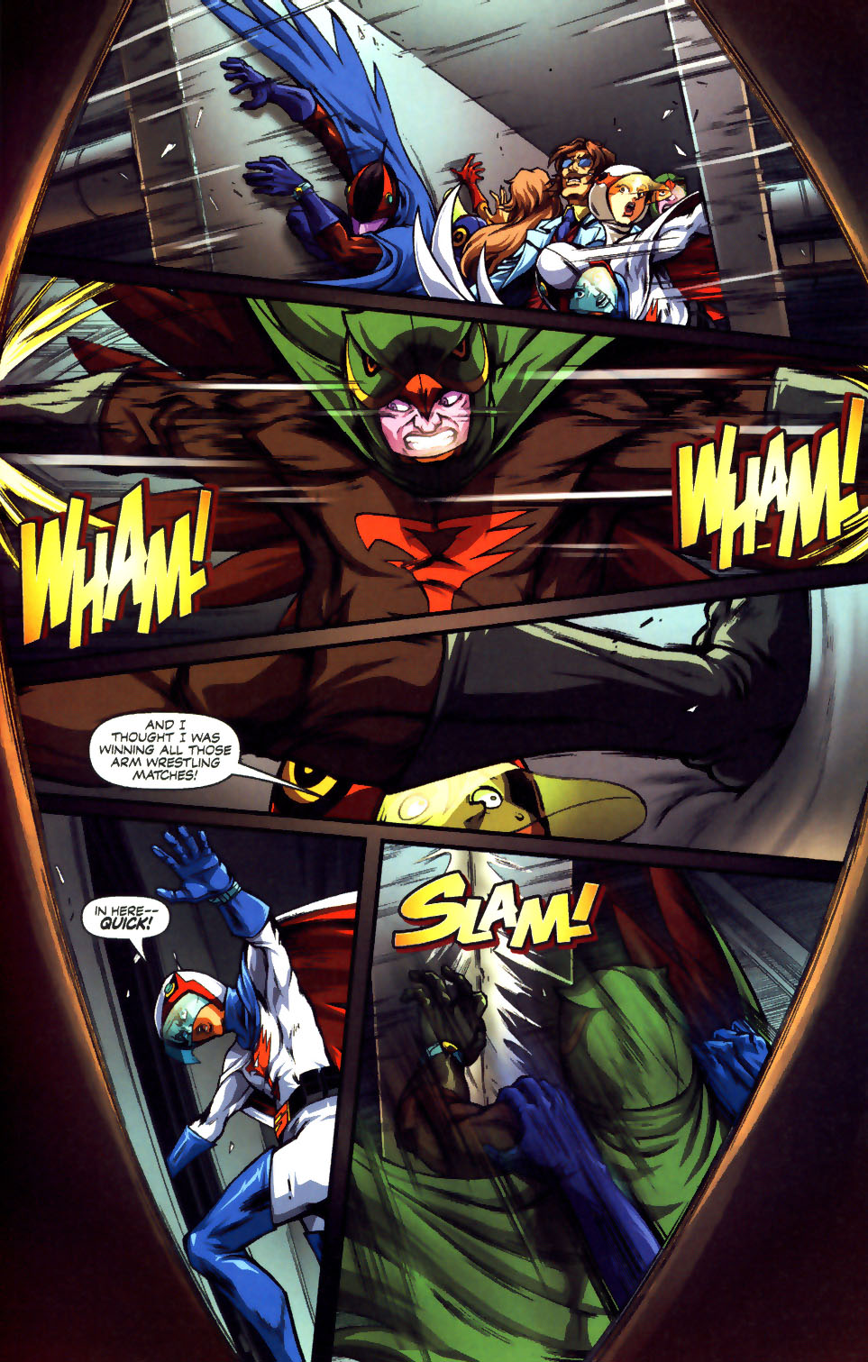Battle of the Planets Issue #12 #14 - English 29